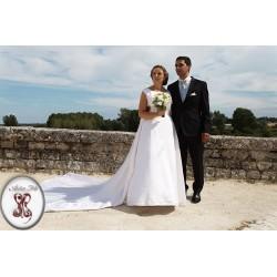 """Robe de mariée """"Cécile"""""""